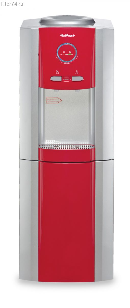 Кулер HotFrost V730 CES (red)
