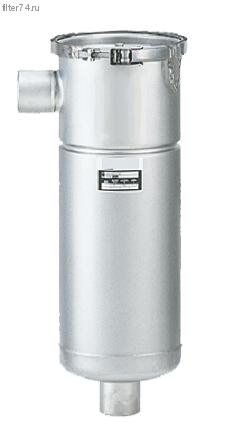 Корпус фильтра тонкой очистки мешочного типа Jumag SIE-1-03-S-9